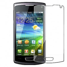 Folie transparenta Samsung Galaxy Wave 3 S8600
