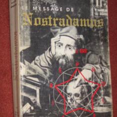 Le messages de Nostradamus sur l'ere proletaire - Vlaicu Ionescu - Carte ezoterism