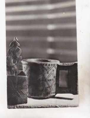 bnk cp Cupa si sararita din reg Maramures - circulata foto