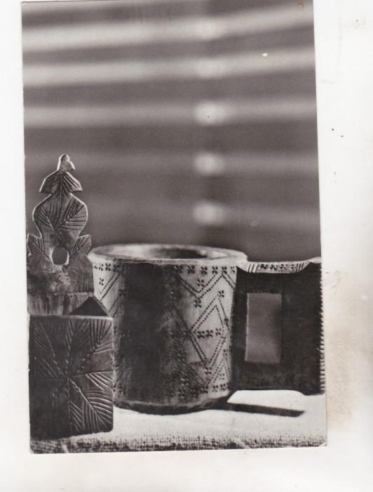 bnk cp Cupa si sararita din reg Maramures - circulata