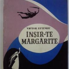 Insir - te margarite - Victor Eftimiu (ilustratii de J. Perahim) / C8G - Carte educativa