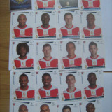 PANINI - Champions League 2009-2010 / Standard Liege (20 stikere) - Colectii
