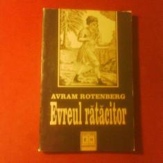 Avram Rotenberg Evreul ratacitor. Istoria si manipularea unui mit, editie princeps - Carti Iudaism