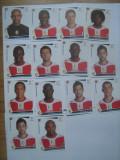PANINI - Champions League 2009-2010 / Standard Liege (14 stikere)