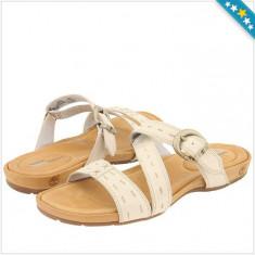 100% AUTENTIC - Sandale TIMBERLAND - Sandale Piele Naturala - Sandale Dama, Femei - Sandale Originale TIMBERLAND, Culoare: Din imagine, Marime: 38.5
