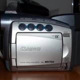 Camera video Canon MV700 pal, Intre 2 si 3 inch, Mini DV, CCD, Sub 10x