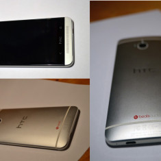 Vand HTC ONE 32 GB Silver - Garantie 16 luni - Telefon mobil HTC One, Argintiu, Single SIM