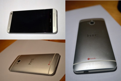 Vand HTC ONE 32 GB Silver - Garantie 16 luni foto