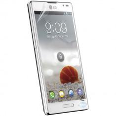 Folie LG Optimus L9 P760 P765 Transparenta - Folie de protectie LG, Lucioasa