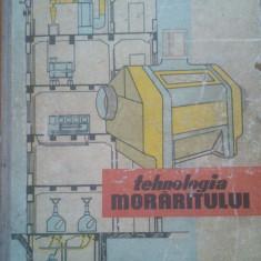 TEHNOLOGIA MORARITULUI - Radu Ripeanu - Manual pentru scolile tehnice si de maistri, Alta editura