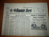 ziarul romania libera 30 mai 1975