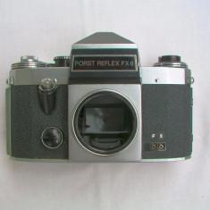 Cutie aparat foto Porstreflex FX6, SLR, Mic