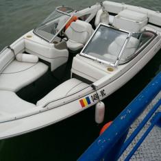 AMBARCATIUNE BAYLINER 195 CAPRI - Barca cu motor, An fabricatie: 1999, Interior, Benzina, Numar motoare: 1, Fibra de sticla
