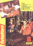 Revista Cutezatorii nr 8 anul 1989