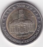 Germania 2 euro 2009 comemorativa, aUNC, Europa