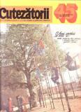 Revista Cutezatorii nr 45 anul 1982