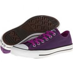 Pantofi sport femei Converse Chuck Taylor All Star Dark Wash Neons Ox | Se aduce din SUA | Livrare in cca 8-12 zile lucratoare de la data comenzii - Adidasi dama