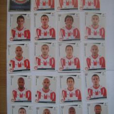 PANINI - Champions League 2009-2010 / Olimpiacos (20 stikere)