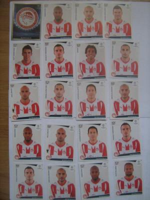 PANINI - Champions League 2009-2010 / Olimpiacos (20 stikere) foto