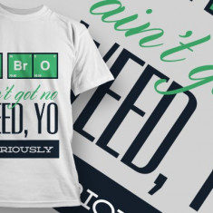 Tricou personalizat Breaking Bad