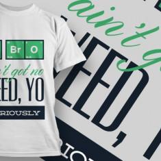 Tricou personalizat Breaking Bad
