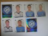 PANINI - Champions League 2009-2010 / Unirea Urziceni (7 stikere)