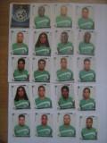 PANINI - Champions League 2009-2010 / Maccabi Haifa (20 stikere)