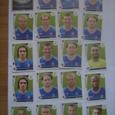 PANINI - Champions League 2009-2010 / Rangers (20 stikere)