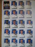 PANINI - Champions League 2009-2010 / FC Zurich (20 stikere)
