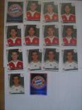 PANINI - Champions League 2009-2010 / Bayern Munchen (14 stikere)
