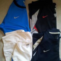 Tricou Nike - Tricou barbati Nike, Marime: M, Culoare: Alb, Maneca scurta