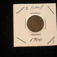 CMR1 - 2 BANI 1900 - Moneda Romania