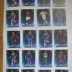 PANINI - Champions League 2009-2010 / jucatori (20 stikere)