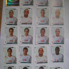 PANINI - Champions League 2009-2010 / Debreceni VSC (20 stikere)