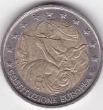 Italia 2 euro 2005 comemorativa, ieftin