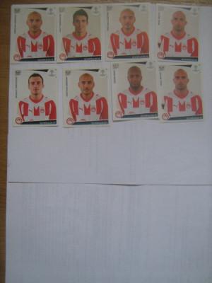 PANINI - Champions League 2009-2010 / Olimpiacos (8 stikere) foto