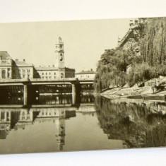 Carte postala / ilustrata - ARTA - ISTORIE - POD PESTE CRIS - ORADEA - circulata 1965 - 2+1 gratis toate produsele la pret fix - RBK5475 - Carte Postala Banat dupa 1918, Fotografie