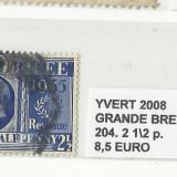 ANGLIA 1935 - 204. 21\2P. - STAMPILAT, Altele