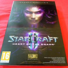 Joc Starcraft II Heart of the Swarm, PC, sigilat, 49.99 lei(gamestore)! - Jocuri PC Altele, Role playing, 16+, MMO