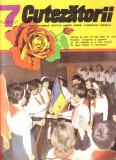 Revista Cutezatorii nr  7 anul 1983
