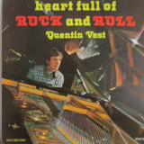 Quentin Vest - Heart Full Of Rock and Roll disc vinil LP, electrecord