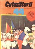 Revista Cutezatorii nr 44 anul 1982