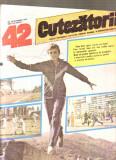Revista Cutezatorii nr 42 anul 1983