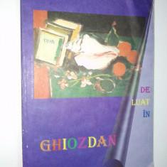 De luat in ghiozdan ( povesti si poezii pentru copii - fragmente ) Monitorul Oficial 2001 - Carte poezie copii
