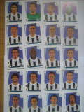 PANINI - Champions League 2009-2010 / Juventus Torino (20 stikere)