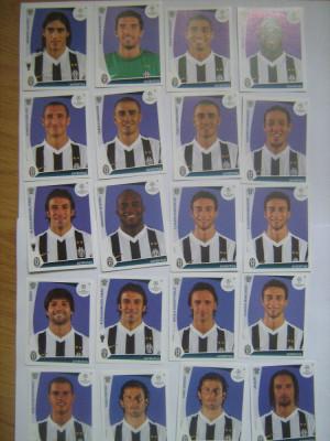 PANINI - Champions League 2009-2010 / Juventus Torino (20 stikere) foto