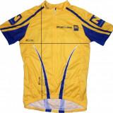 Tricou bicicleta ciclism SPORT.LAND tesatura fagure, impecabil (M spre S) cod-168831 - Echipament Ciclism, Tricouri