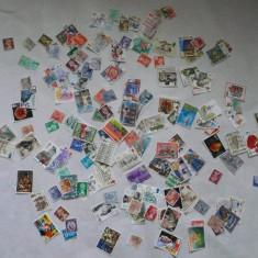 Anglia , timbre stampilate -150 bucati diferite