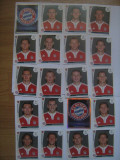 PANINI - Champions League 2009-2010 / Bayern Munchen (20 stikere)