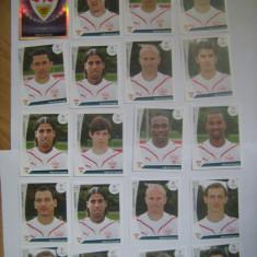 PANINI - Champions League 2009-2010 / VfB Stuttgart (20 stikere)